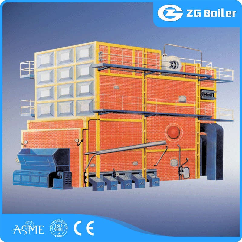 china reciprocating grate boiler factory