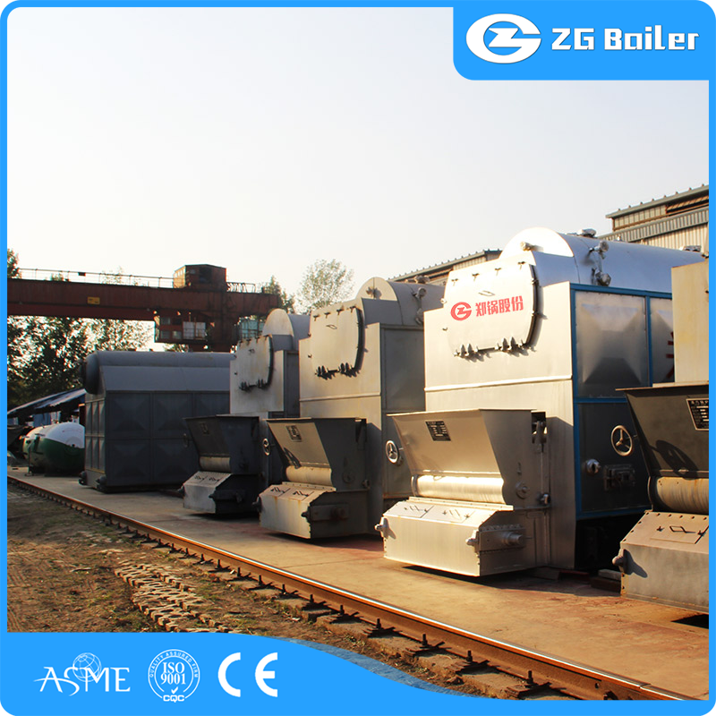 advanced coal fired hot water boiler