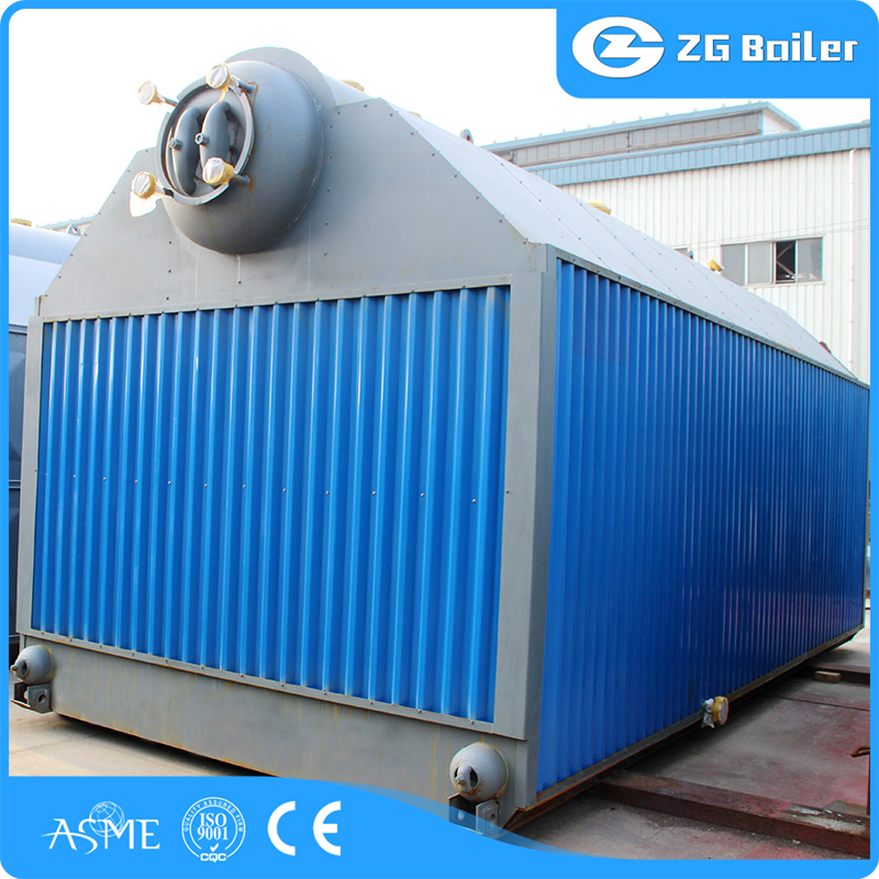 difference between horizontal and vertical boiler