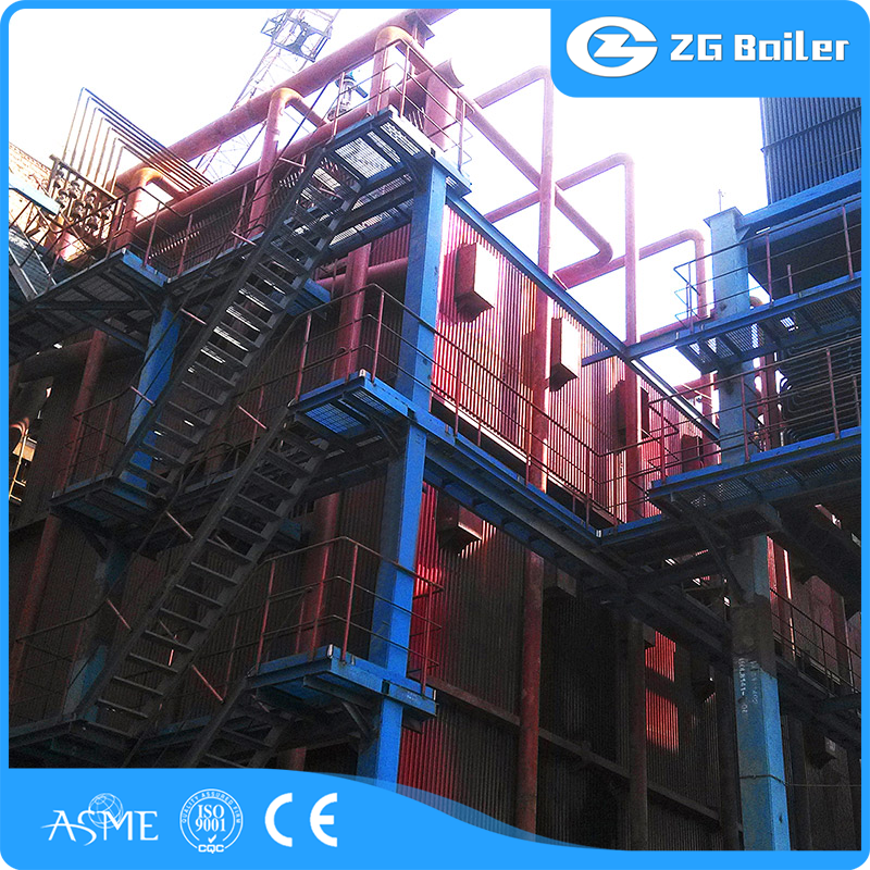 china chain grate biomass boiler maker