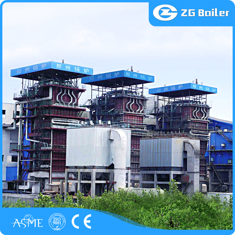 chemical waste heat recovery boiler