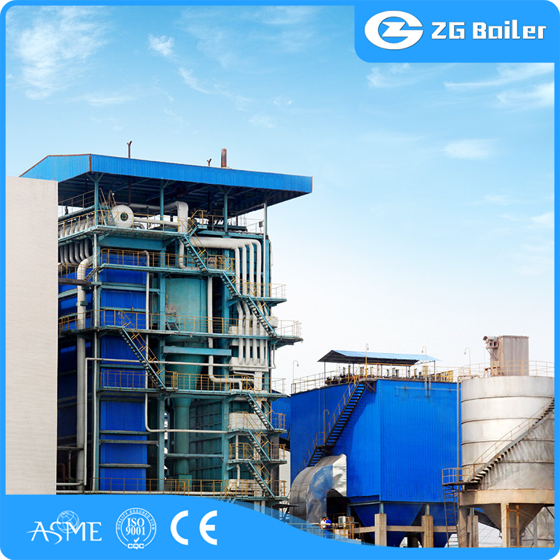 certification power plant boiler