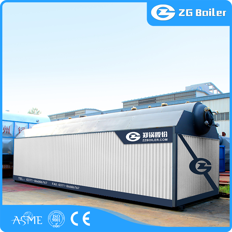low price biomass sawdust fired steam boiler