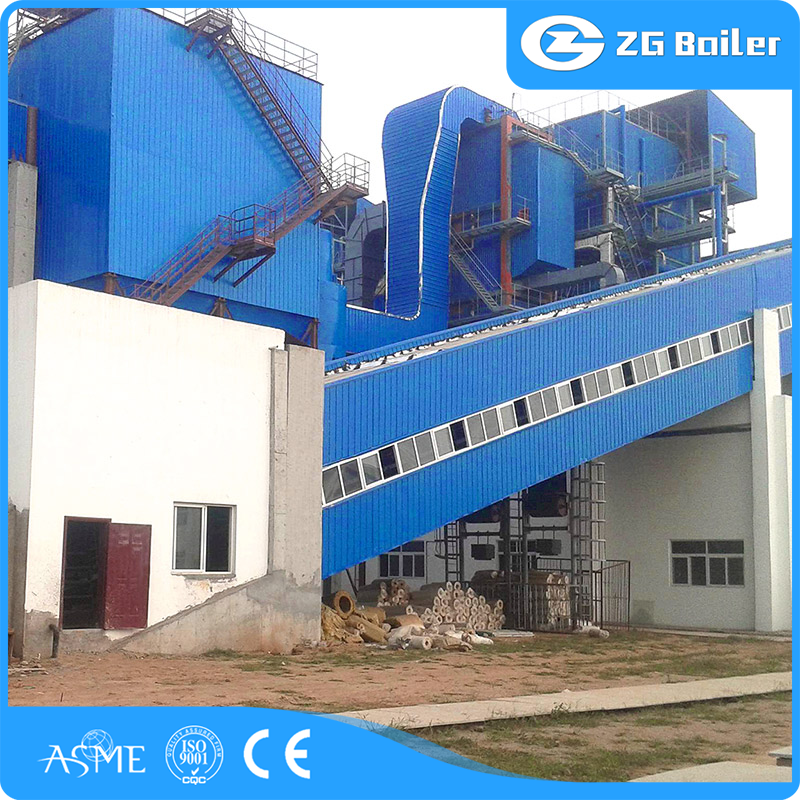 china coal firing hot oil boiler