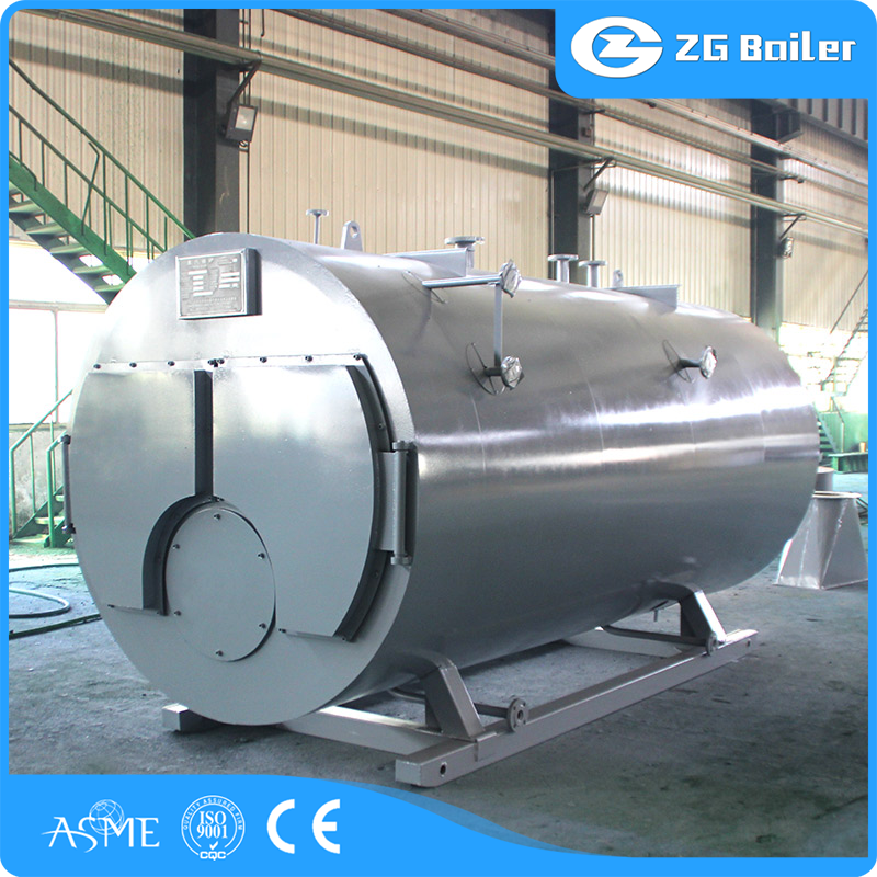 palm shell fired steam boiler factory