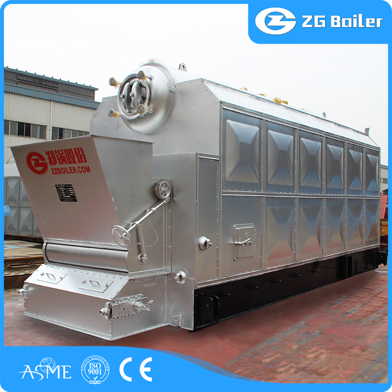 china chain grate biomass-fired steam boiler supplies