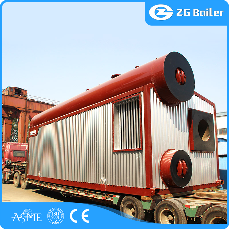 200mw boiler construction