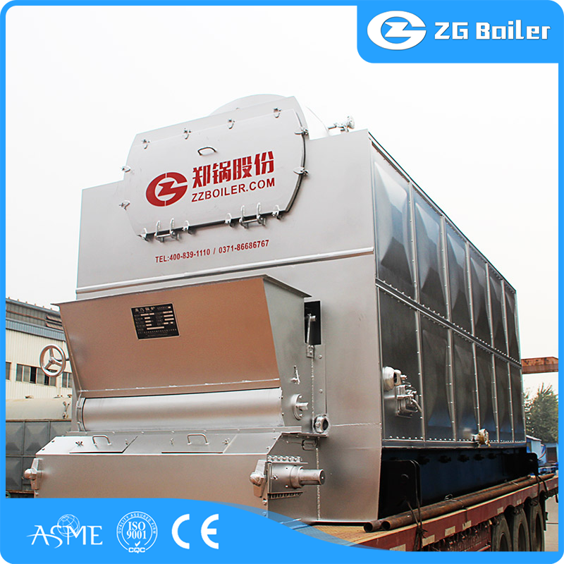 china fuel gas hot water boiler factory