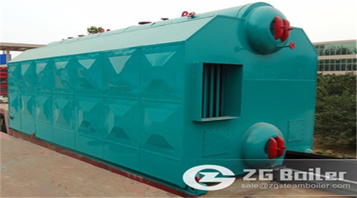 Packaged chain grate boiler burning coal fuel.jpg