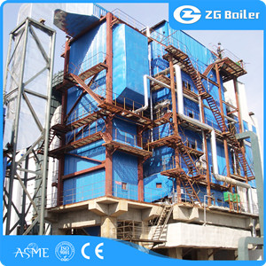 Cement Kiln Waste Heat Boiler