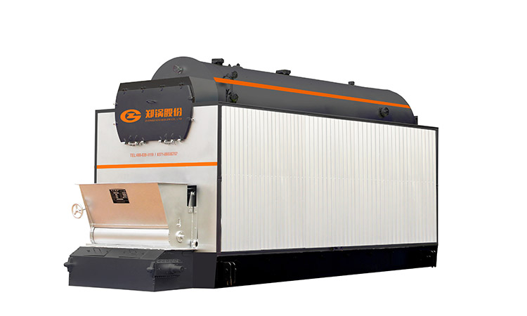 gas steam boilers - ecomfort