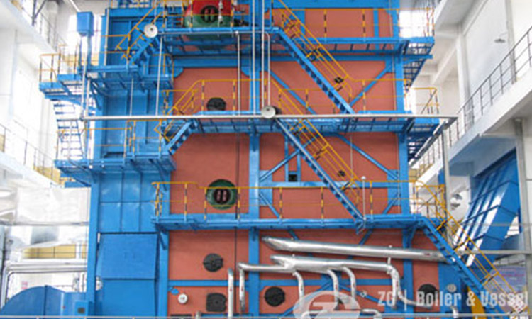 how circulating fluidized bed boilers work?